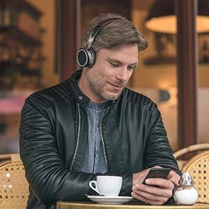 Beyerdynamic Aventho Wireless On Ear Kopfhörer Mit Elektronik