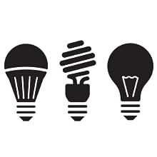 led, cfl, lighting, lights, timer