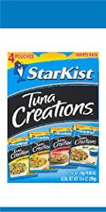 Tuna Creations Variety Pack
