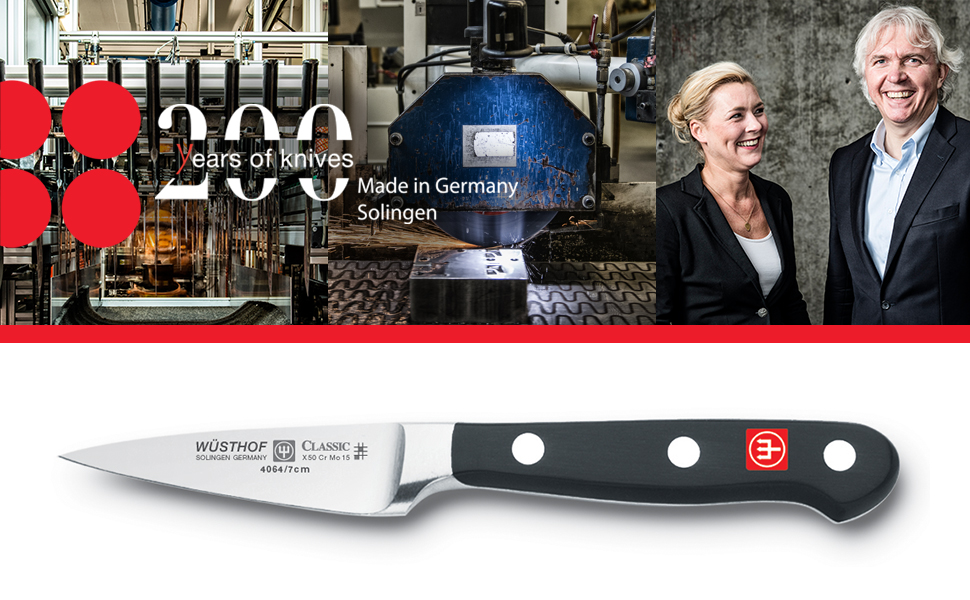 200 years of knives classic series fluting Knife