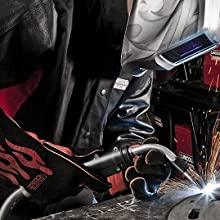 Application; Heat Resistance; Flame; Welding; Leater