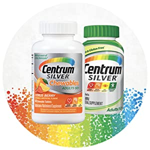 Centrum Silver Chewable 6
