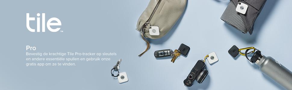 Tile Pro, item finder, keys