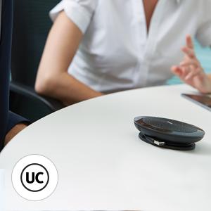 Binnen Sekunden einsatzbereit und mit allen führenden UC-Plattformen kompatibel