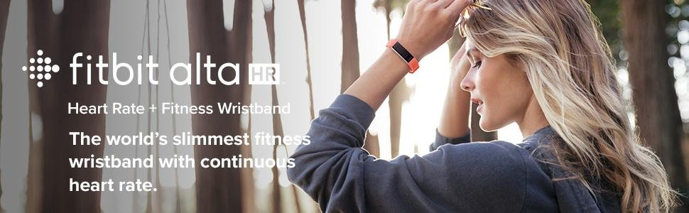 Alta HR, Fitbit, heart rate, fitness tracker