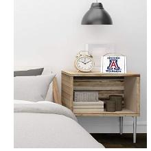 Arizona Wildcats Weathered Logo Collage Plaque