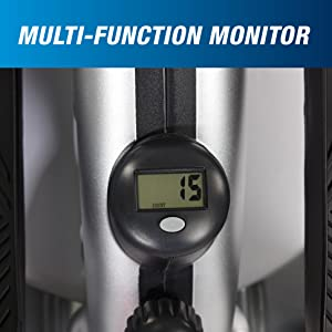 multi-function monitor stamina inmotion compact strider