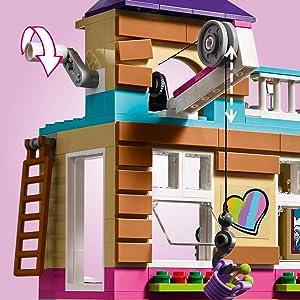 Lego Friends La Casa Dellamicizia 41340 Lego Amazonit Giochi