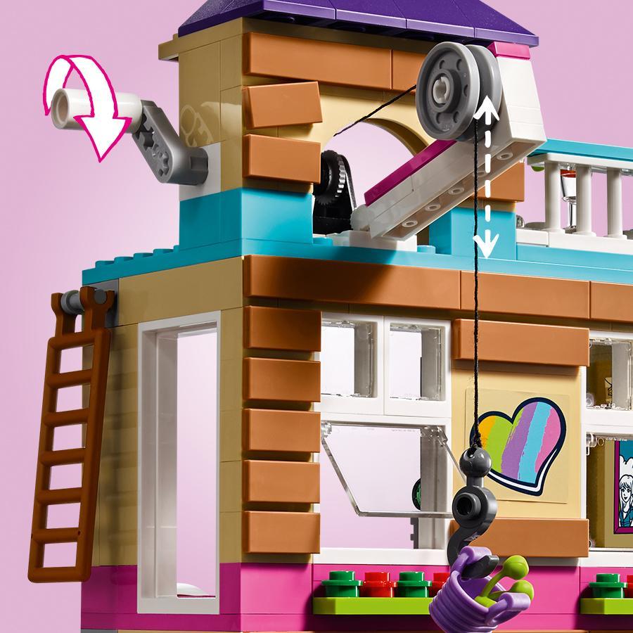 Lego friends la casa dell 39 amicizia 41340 lego amazon for Amazon casa