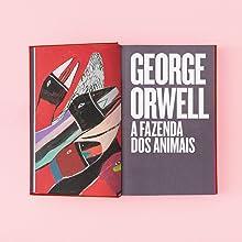 a fazenda dos animais; orwell