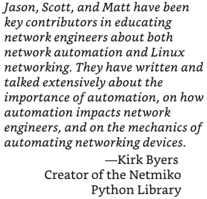 Network Programmability and Automation: Skills for the Next