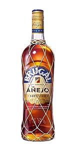 Brugal Blanco Supremo Ron Dominicano, 40% - 700 ml: Amazon.es ...