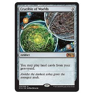 Crucible of Worlds artifact