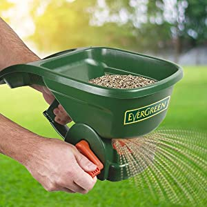 EverGreen Handy Spreader is easy to use