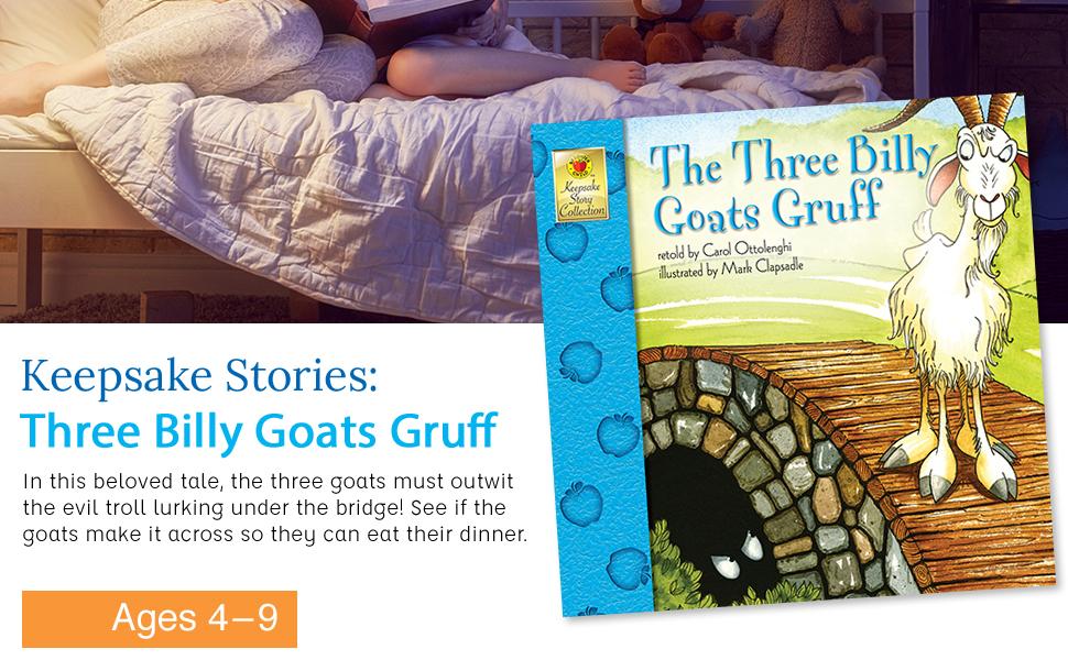 Keepsake Story: Billy Goats Gruff
