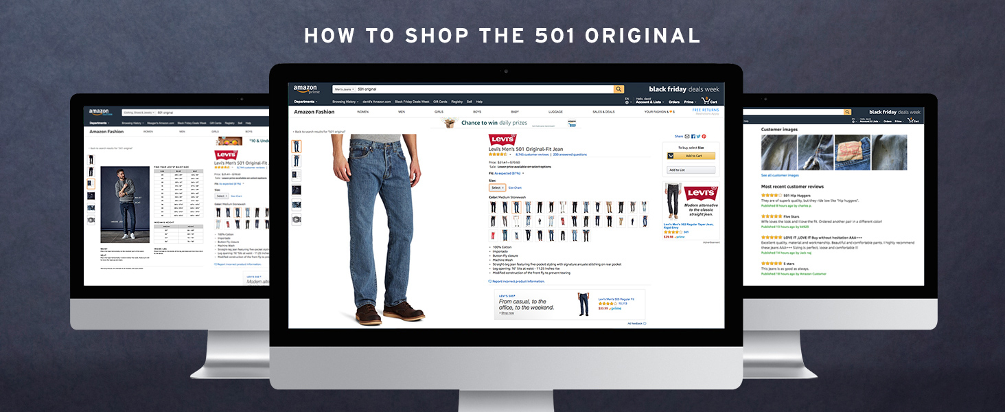 How to Shop the 501 Original