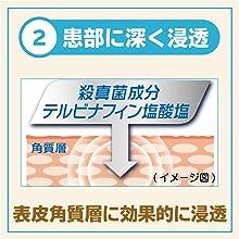 水虫治療 水虫クリーム カンジタ ラミシール フェミニーナ エクシブ ブテナロック ルリコン ニゾラール ニゾラールクリーム ルリコンクリーム