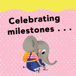 Celebrating milestones