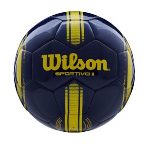 Wilson WTE1288XB05 Pelota de fútbol NCAA Sportivo II, para jóvenes ...