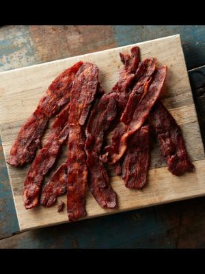 Bacon Jerky Paleo Keto Small Batch Craft