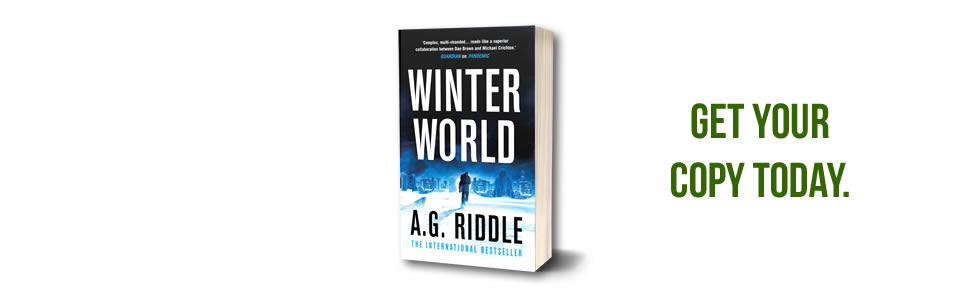 Winter World, Best Seller, A.G. Riddle