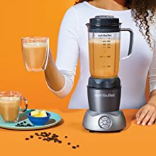NutriBullet Select 1000W With Pitcher 1L