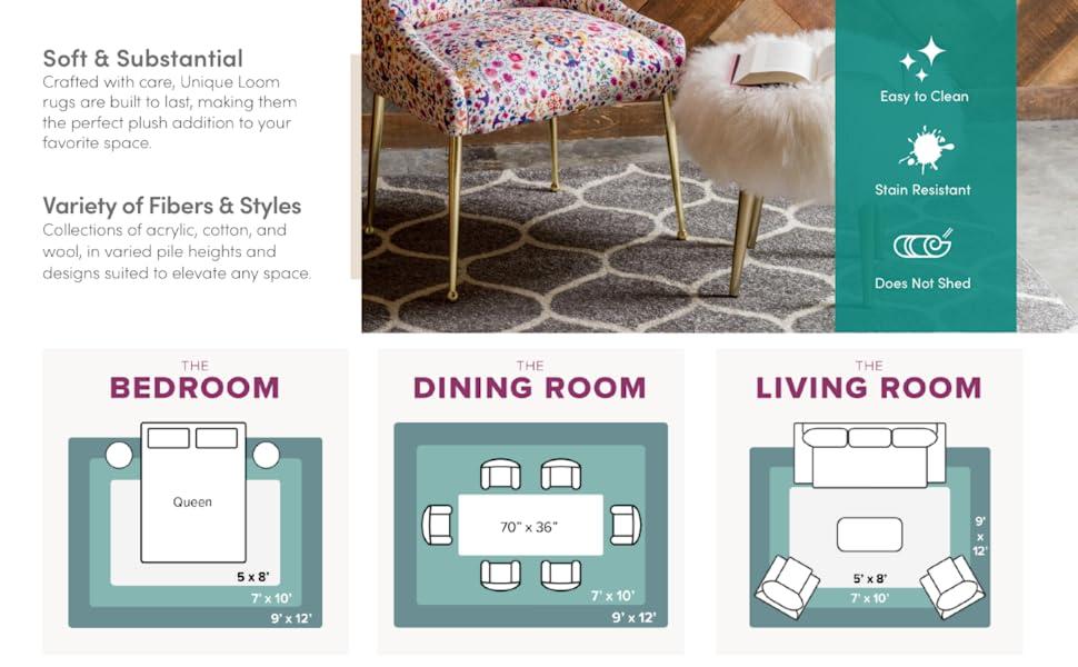 rug, area rug, living room rug, bedroom rug, kitchen rug, runner rug for hallway, 8x10 area rug