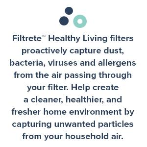 Filtrete Healthy Living Filters