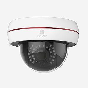 antirrobo contra ataques violentos cámara domo ip cámara domo wifi cámara vigilancia bebes