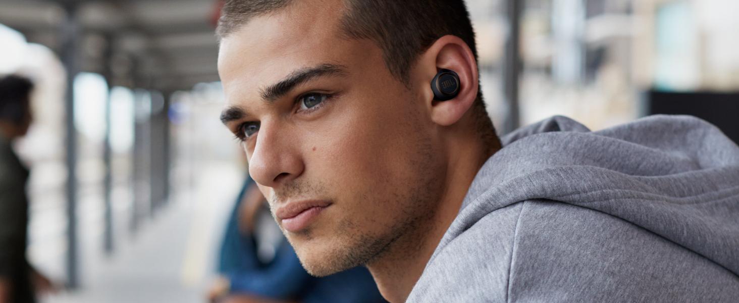 Jbl Live 300tws In Ear Bluetooth Kopfhörer In Blau Elektronik