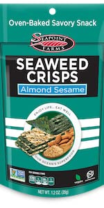 seapoint farms edamame lentils dry roasted healthy snacks