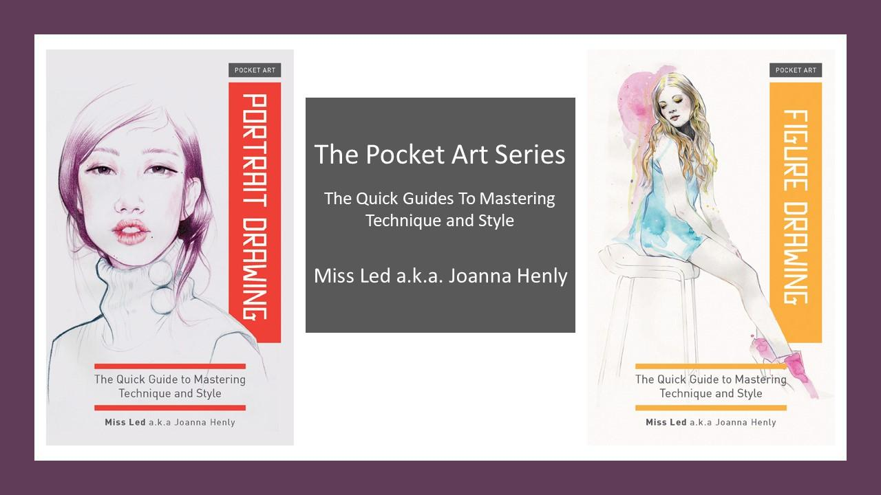 Pocket Art Portrait Drawing The Quick Guide To Mastering Technique