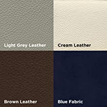 Leather and Fabric Coverings