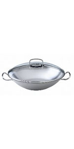 ... Fissler original pro collection wok ...