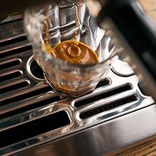 Druck, Vorbrühen, Siebträger, Kaffeemaschine