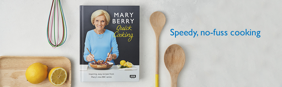 Mary Berry, Mary Berry's Quick Cooking