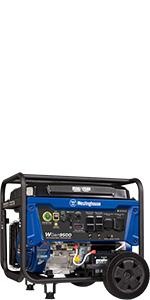9500 watt portable generator