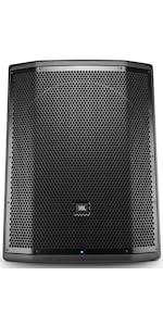 """4. Loa JBL PRX818XLF - Loa siêu trầm 18"""" tần số thấp mở rộng tự cấp nguồn có Wi-Fi"""