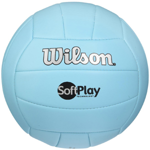Wilson WTH3501XBLU Pelota de Voleibol Soft Play Cuero sintético ...