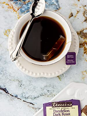 Enjoy the rich bold flavor you would expect from coffee with the convenience of steeping it like tea
