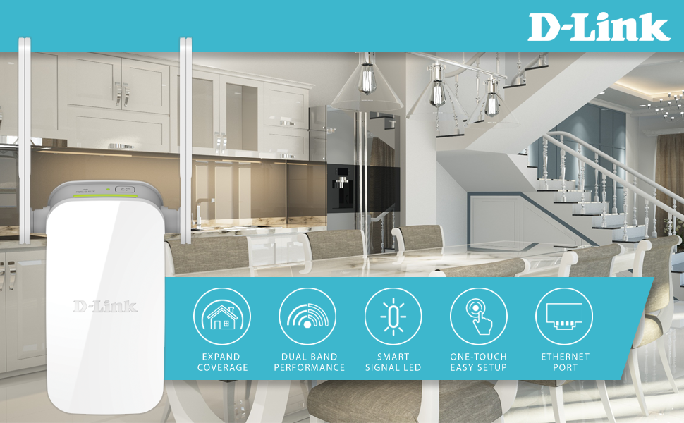 dap-1610 wireless wifi range extender