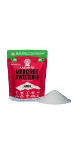 Lakanto Monkfruit Sweetener Classic
