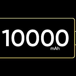 10000mAh High Capacity