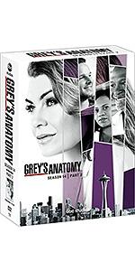 グレイズ・アナトミー シーズン14 コレクターズ BOX Part2
