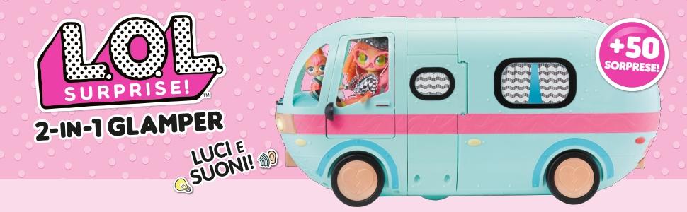 LOL sorpresa dolls Pets Auto Bus Van Figure Giocattolo Regalo Natale Playset vendita nuovo