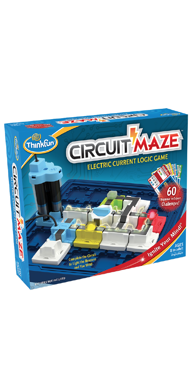 3d95ea30 c2bf 442d 98b0 a920cb86a46d._SR150300_ amazon com circuit maze board game amazon launchpad  at aneh.co