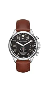 Smartwatch, Hybrid, Watch, Michael Kors, Fitness Tracker, Smart Notifications, Wearable Tech, Gift