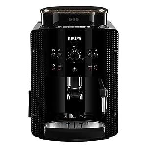 Krups Roma EA81R870 Cafetera súper-automática, 15 bares de presión ...