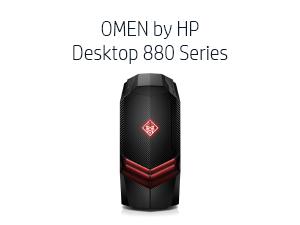 OMEN by HP Desktop 880 Series