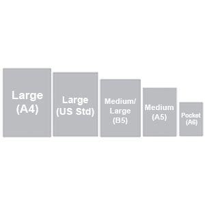 Selection of Sizes